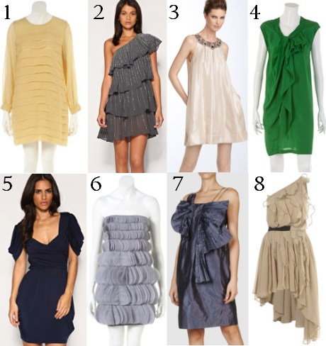 Dresses Suitable For A Wedding